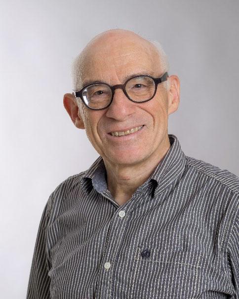 Autor Bahnreiseführer Schweiz - Ruedi Eichenberger
